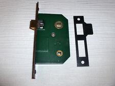Yale M236 Bathroom Lock 64mm (2.5 Inch) Bronze
