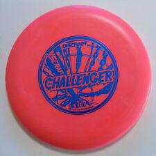 174g Discraft Challenger Pro-D Disc Golf Putter Red - Blue