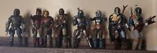 Star Wars Black Series Mandolorian Lot
