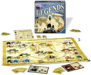RAVENSBURGER BOARD GAME. LEGENDS.  ITEM NR.26671. NEW
