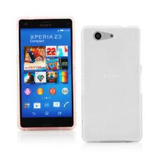 Housses et coques anti-chocs transparents transparents Pour Sony Xperia Z3 pour téléphone mobile et assistant personnel (PDA)
