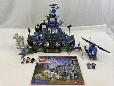 LEGO 75919 Jurassic World Indominus Rex Breakout w Inst & 75915 Pteranodon