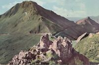 BF22158 h auvergne le puy mary  france  front/back image