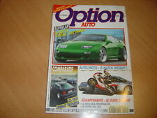 Option auto N°63 Comparatif BMW Compact préparées