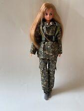 Takara Jenny Calendar Girl Army Kisara No Box No Boots Dated 1987