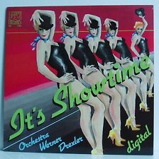 LP Orchestra Werner Drexler  It's Showtime  Happy Records 1987