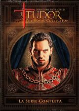 I TUDOR SCANDALI A CORTE THE ROYAL COLLECTION LA SERIE COMPLETA COFANETTO 12 DVD
