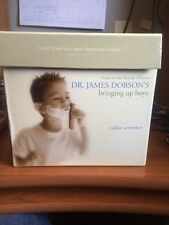 Dr. James Dobson's Bringing up Boys Video Seminar by James C. Dobson VHS