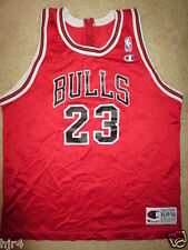 Michael Jordan #23 Chicago Bulls NBA Champion Jersey Youth XL 18-20