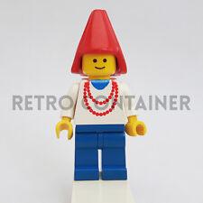 LEGO Minifigures - 1x cas095 - Maiden - Classic Castle Castello Omino 6067 10000