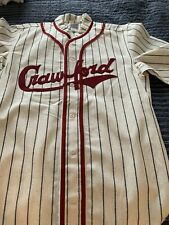 Ebbets Field Flannels Crawfords Josh Gibson Jersey Sz med Brand New
