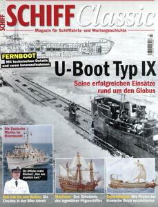 Schiff Classic - Das Magazin für Schifffahrts- und Marinegeschichte - 7/2020