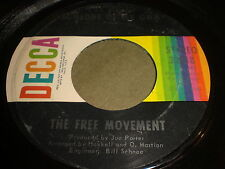 The Free Movement: I've Found Someone Of My Own / I Can't Convince My Heart 45