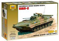ZVEZDA 3554 - Soviet Infantry Fighting Vehicle BMP-2 / Scale Model Kit 1/35