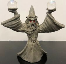 Vintage Spoontiques Pewter Wizard Cmr588