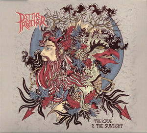 Pet The Preacher – The Cave & The Sunlight CD Napalm 2014 NEW/SEALED Digipak