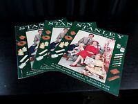 Vintage 1950s Stanley Hostess Customer Catalog Lot Of 3