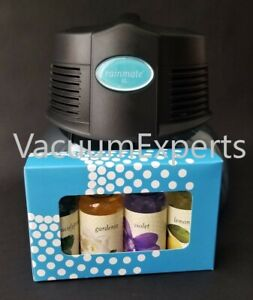 Black Rainbow Rainmate IL Air Purifier Freshener Allergy with 4 fragrances