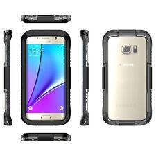 IP-68 étanche Anti-Choc Anti Poussière Housse Coque pour Samsung Galaxy S7 Edge