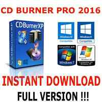 CD / DVD Burning Editing Authoring Software - Roxio Nero Alternative