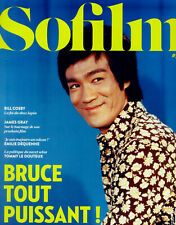 BRUCE LEE_BILL COSBY_EMILIE DEQUENNE_JAMES GRAY SO FILM Magazine #34 2015 ©TBC