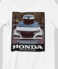 HONDA, THE POWER OF DREAMS shirt JDM style ACURA mugen stance canibeat stance