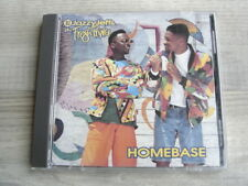 hiphop CD rap * 1991 ORIGINAL * DJ JAZZY JEFF AND THE FRESH PRINCE Homebase EX+
