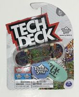 Tech Deck Shop Board Colab Series Fingerboard  New Rare Limited 303
