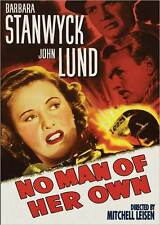 NO MAN OF HER OWN (Barbara Stanwyck) - DVD - Region 1