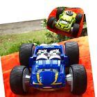 Tonka Chuck & Friends Flip The Bounce Back Racer Remote Control Car No Remote B4
