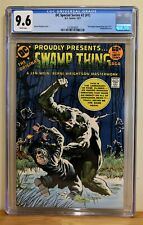 DC SPECIAL SERIES #2  CGC 9.6 - WHITE ** CLASSIC BERNIE WRIGHTSON COVER & ART **