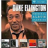 Duke Ellington - Original Album Classics (Such Sweet Thunder/'s Far East Suite/And His Mother Called Him Bill, 2008)