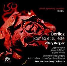 LSO Orchestra & Chorus & Gergiev - Berlioz: Romeo Et Juliette (NEW 2CD)