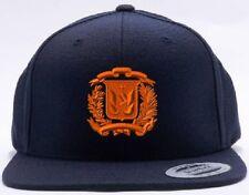 New Escudo Dominicano Dominican Coat of Arms Customizable Personalized Cap Hat