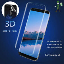 Full Curved 3D PET Screen Protector For Samsung Galaxy S8