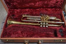 1962 MARTIN COMMITTEE DELUXE (RMC) TRUMPET RARE FIRST VALVE TRIGGER