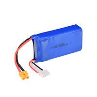 T-Power 11,1 V 1000 mAh Lipo-Akku Wiederaufladbar für XK X450 FPV RC-Drohne