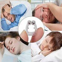 2x Anti Ronflement Nose Clip et Apnée du Sommeil Dilatateur nasal Dispositif Nez