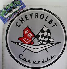 Removable peel stick Wall art Chevy Chevrolet sticker decal Corvette stingray ss