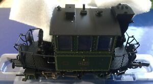 Roco OO 61430 Glass Box Steam Engine & 3 Coaches,Analogue. Brand New, Never Used