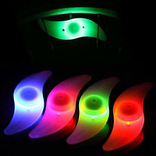 4x Colors Set Bike Bicycle Cycling Car Wheel Spoke Tire Wire Tyre LED Light Lamp