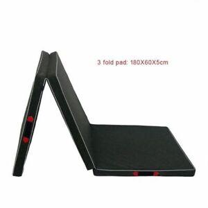 Gymnastics Fitness Situps Dance Training Folding Yoga Mat Practice Sport Fitness