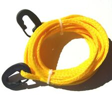 UNIVERSAL TOW ROPE ALSO GREAT FOR SECURING HOLDING DOWN CARGO 1000 LBS LOAD