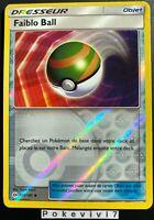 Carte Pokemon FAIBLO BALL 123/149 Reverse Soleil et Lune 1 SL1 FR NEUF