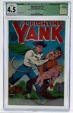Fighting Yank #18 CGC 4.5