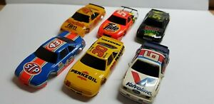 TYCO NASCAR lot of 6 bodies. COOL , UNUSED! FREESHIP!