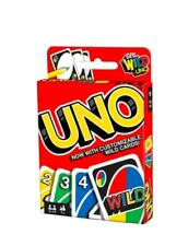 1set UNO Card Playing Cards 2-10 People Board Game  *READ DESCRIPTION*