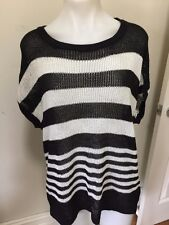 SZ 14 (0) MAGGIE T KNIT TOP  *BUY FIVE OR MORE ITEMS GET FREE POST