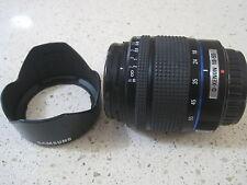 Samsung/Pentax Schneider D-Xenon 18-55 mm f/3.5-5.6 AL