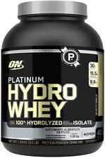 OPTIMUM NUTRITION Platinum Hydrowhey Protein Powder, 100% Hydrolyzed Whey 3.5